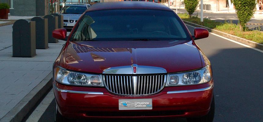 """Lincoln Town Car de 68"""""""